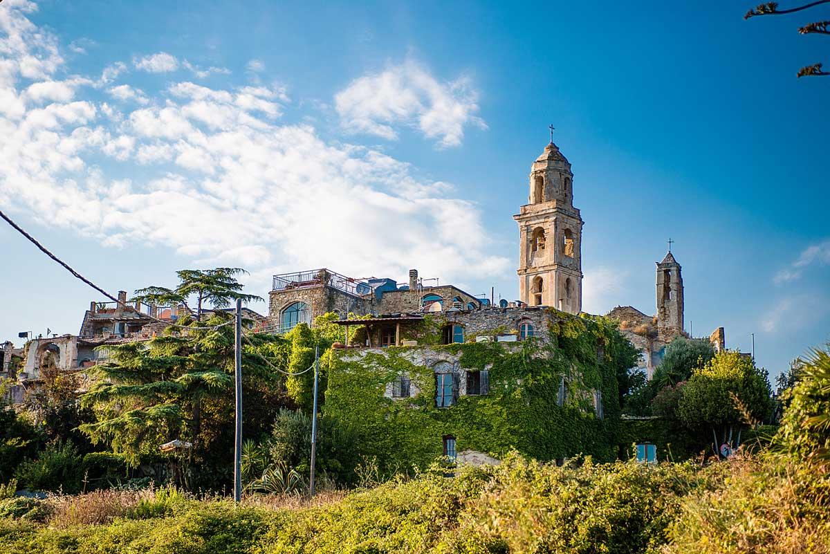 NCC Driver Service Savona - Tour Bussana Vecchia